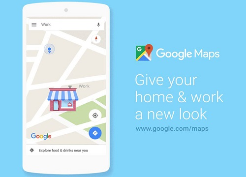 Google Maps 9.22 ya se encuentra disponible