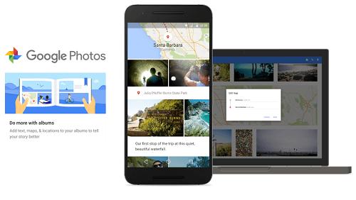 Google Photos ahora organiza tus fotos automáticamente