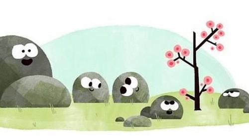 Google crea doodle para celebrar el Equinoccio de Primavera