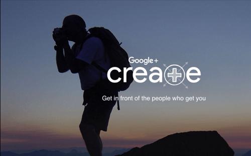 Google diseña el programa Create para expertos