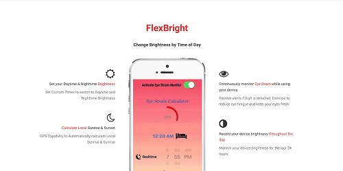 La aplicación FlexBright ya se encuentra disponible