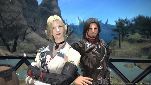 La próxima actualización de Final Fantasy XIV