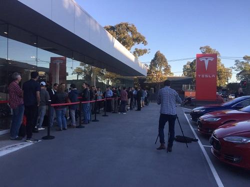 La preventa del Tesla Model 3 ya inició en algunos lugares del mundo