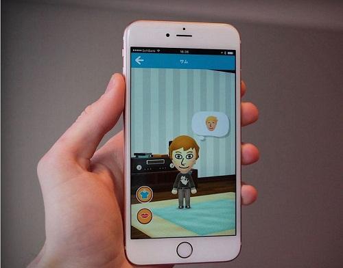 La primera aplicación móvil de Nintendo Miitomo se libera en Japón
