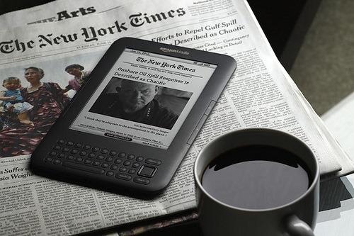 Los de Kindles más antiguos quedarán desconectados de la internet si no son actualizados el martes