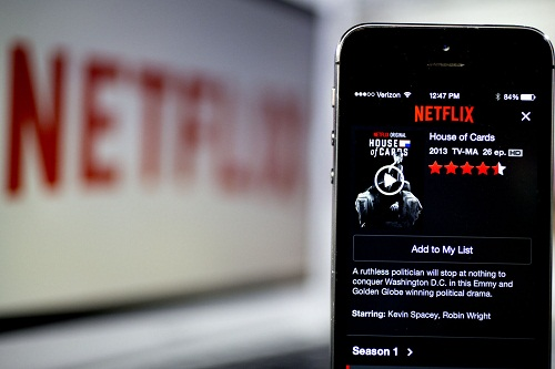 Netflix limita la calidad de video para las operadoras Verizon y AT&T
