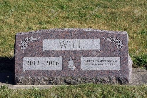 Nintendo supuestamente detendrá producción del Wii U este año