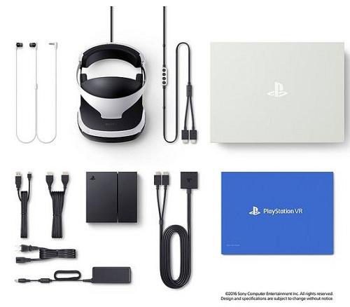 Paquete de PlayStation VR