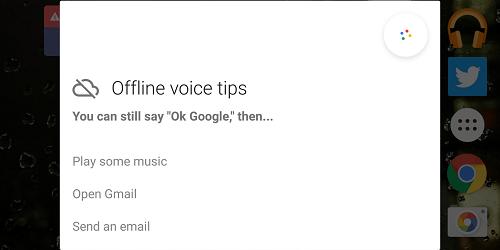 Reconocimiento de voz sin internet