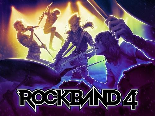Rock Band 4 para PC ofrecerá todas