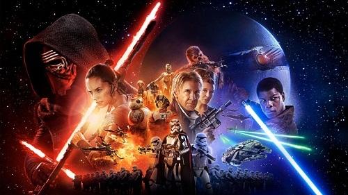 Se filtran en la red torrents de Star Wars The Force Awakens versión Blu-ray