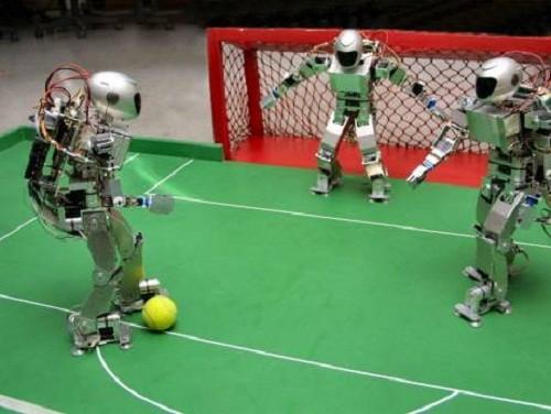 Soccer de robots
