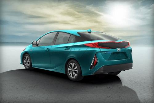 Toyota anuncia el Prius Prime