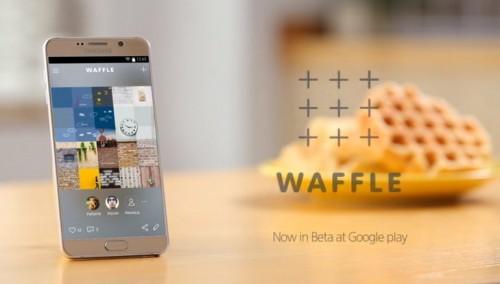 Waffle Samsung