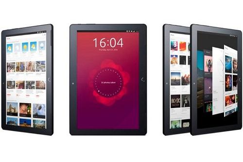 Ya puede pre ordenar la primera Tablet de Ubuntu Linux