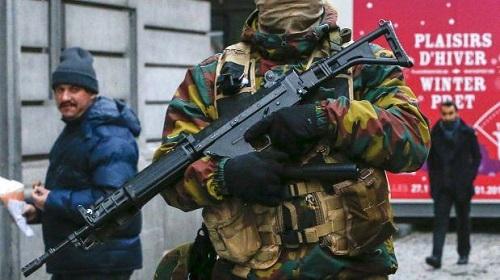 el ataque ocurrió en Bélgica