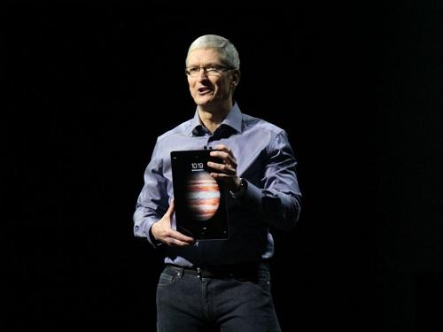 el iPad Pro de 9.7 pulgadas tendrá
