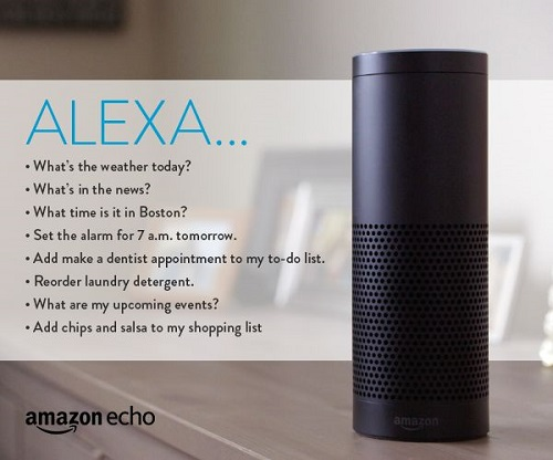 Alexa Actualizacion Amazon Echo