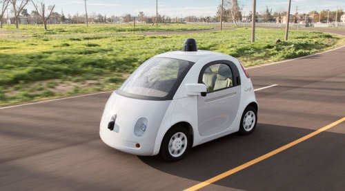 Alphabet Autos Inteligentes Google