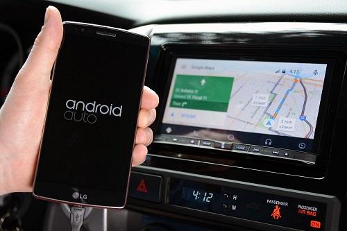 Android Auto Mexico Soporte