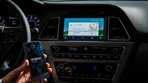 Android Auto Paises Actualizacion