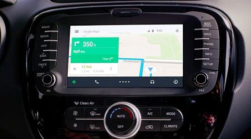 Android Auto Sistema Paises