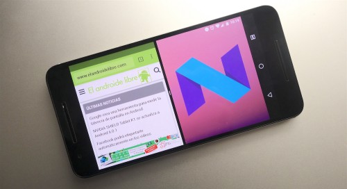 Android N Preview Fallos