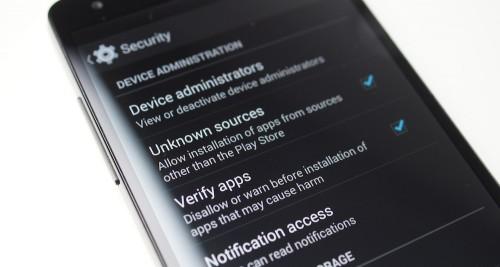 Android Seguridad Verificacion Aplicacion
