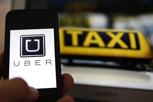 Aplicación de Uber