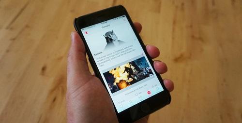 Apple Music Actualizacion Android