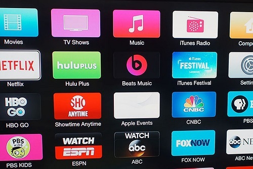 Apple TV Actualizacion Informacion