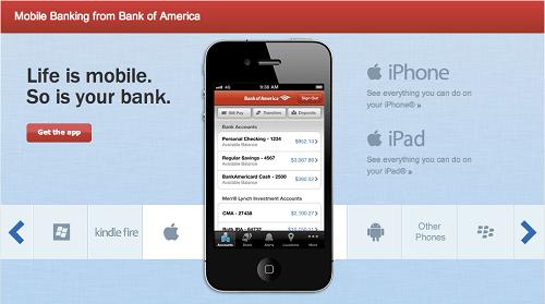 Bank of America para Android ofrece ahora mayores beneficios de seguridad para los usuarios de Marshmallow
