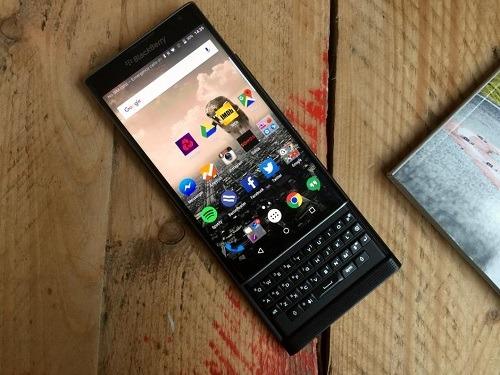 BlackBerry Priv Descuento Mercado