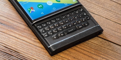 BlackBerry Priv Oferta RIM