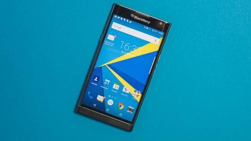BlackBerry Priv será actualizado a Android 6.0 Marshmallow