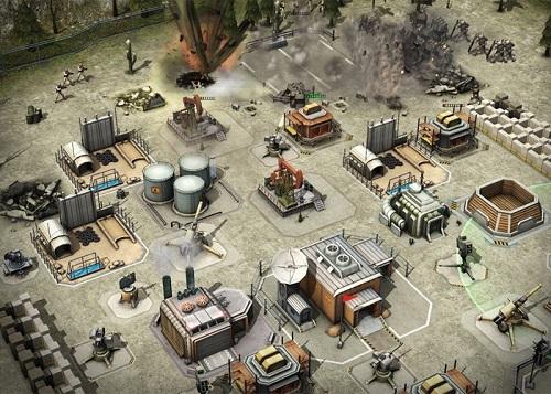 Call of Duty heroes es un juego de estrategia en el cual se construyen bases y se ataca a las de otros