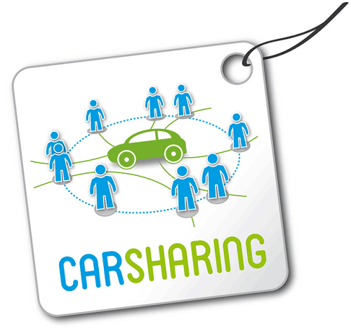 Carsharing es el alquiler de vehiculos por cortos periodos de tiempo