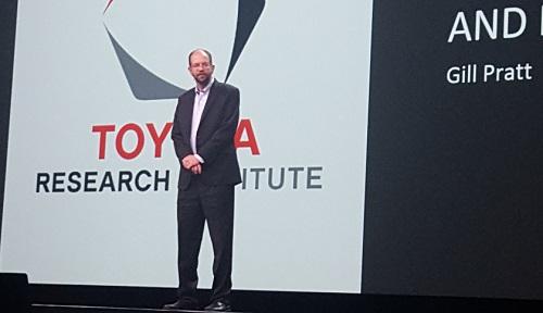 El Instituto de Investigación de Toyota desarrolla el Ángel Guardián