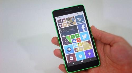 El Lumia 650 es un dispositivo ultraligero de gama media