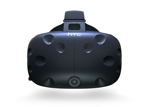El casco de realidad virtual de HTC