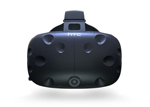 El casco de realidad virtual de HTC