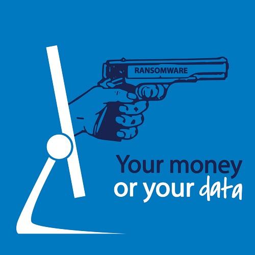 El ransomware exige dinero para recuperar tus datos o serán eliminados permanentemente