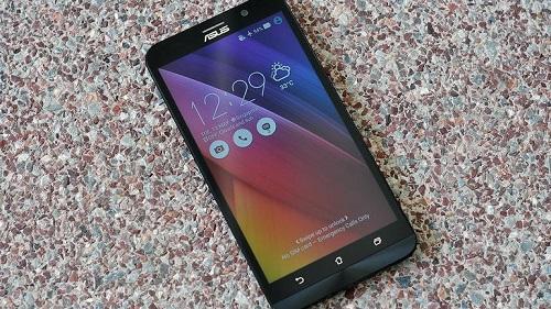 En la última actualización para el ZenFone 2