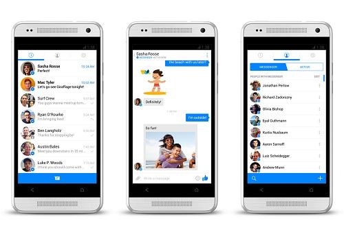 Facebook Messenger Gratis Mensajeria