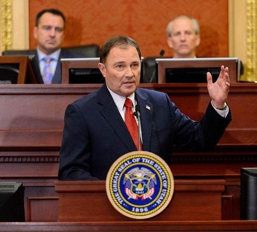 Gobernador de Utah