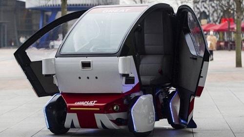 Google Autonomos Carros Automoviles