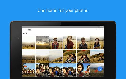 Google Fotos Mejoras Version