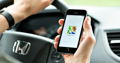 Google Maps se actualiza en su versión dirigida a la plataforma de iOS