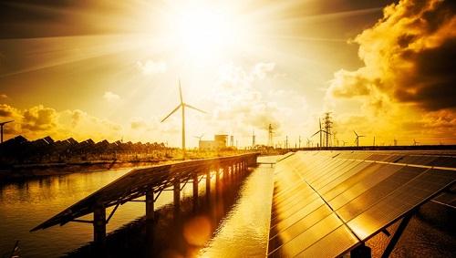 Google desea usar granjas de viento o solares