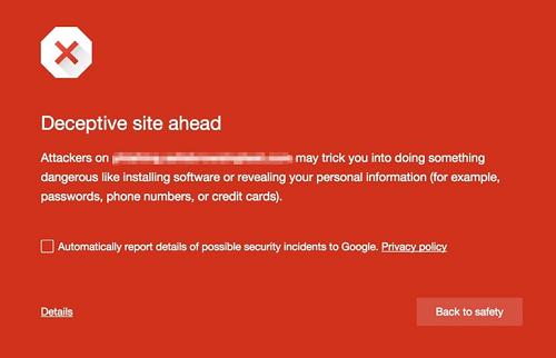 Google protegerá al usuario mediante una extensión de Safe Browsing